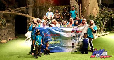 Harga Tiket Masuk ke Taman Safari Bukit Gambang