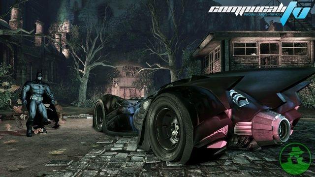 Batman Arkham Asylum Game Of The Year Edition PC Full Español