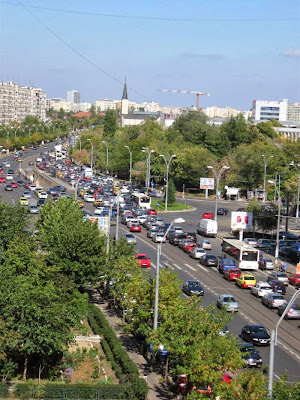 trafic restrictionat maraton international bucuresti