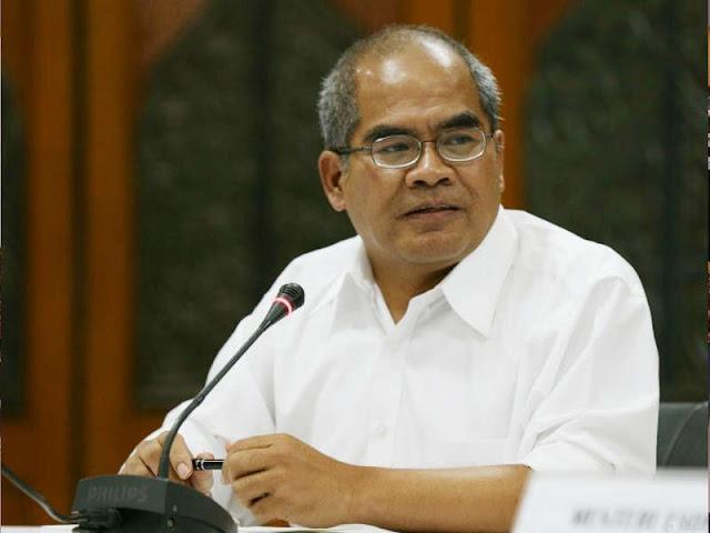 Jokowi Belum Tentukan Pengganti Amien Sunaryadi di SKK Migas
