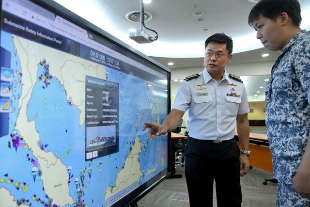 Singapur lanzó el primer portal de información de seguridad submarina del mundo