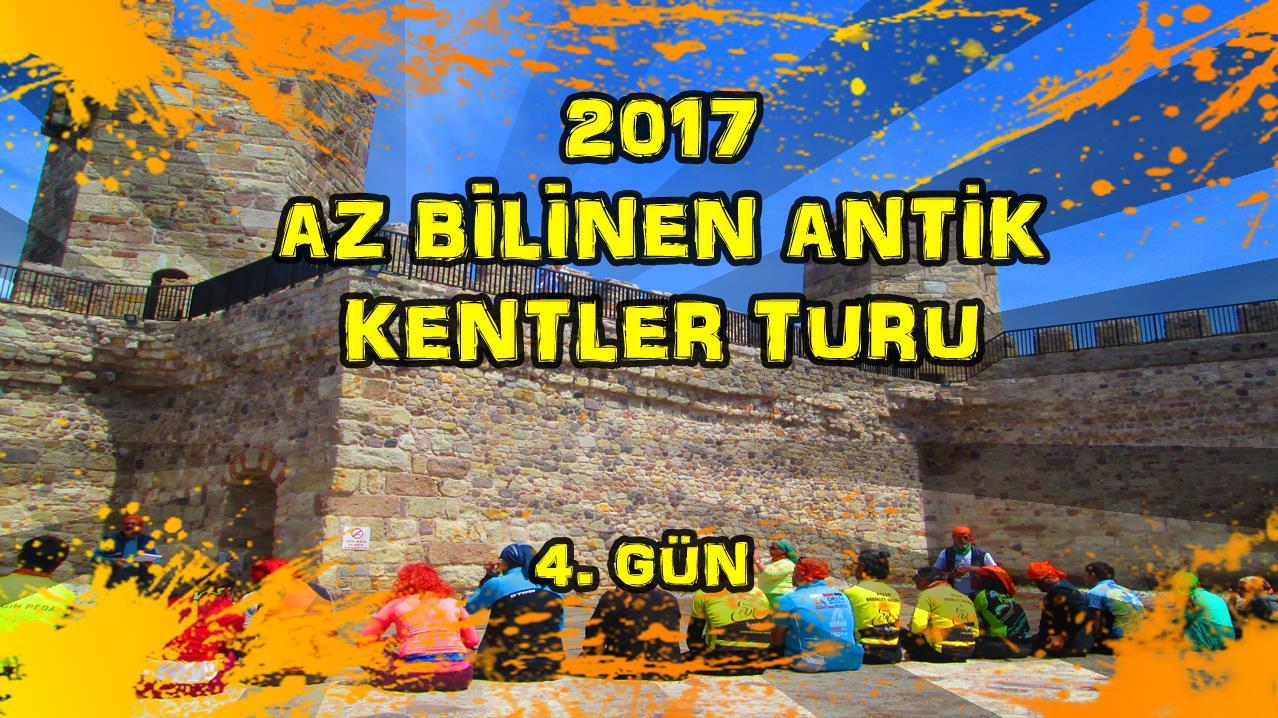 2017/04/25 Az Bilinen Antik Kentler Turu 4. Gün Dikili - Aliağa