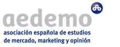 Logo de AEDEMO