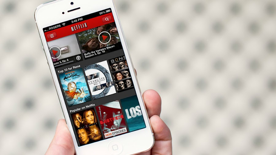 francisco perez yoma netflix streaming smartphone