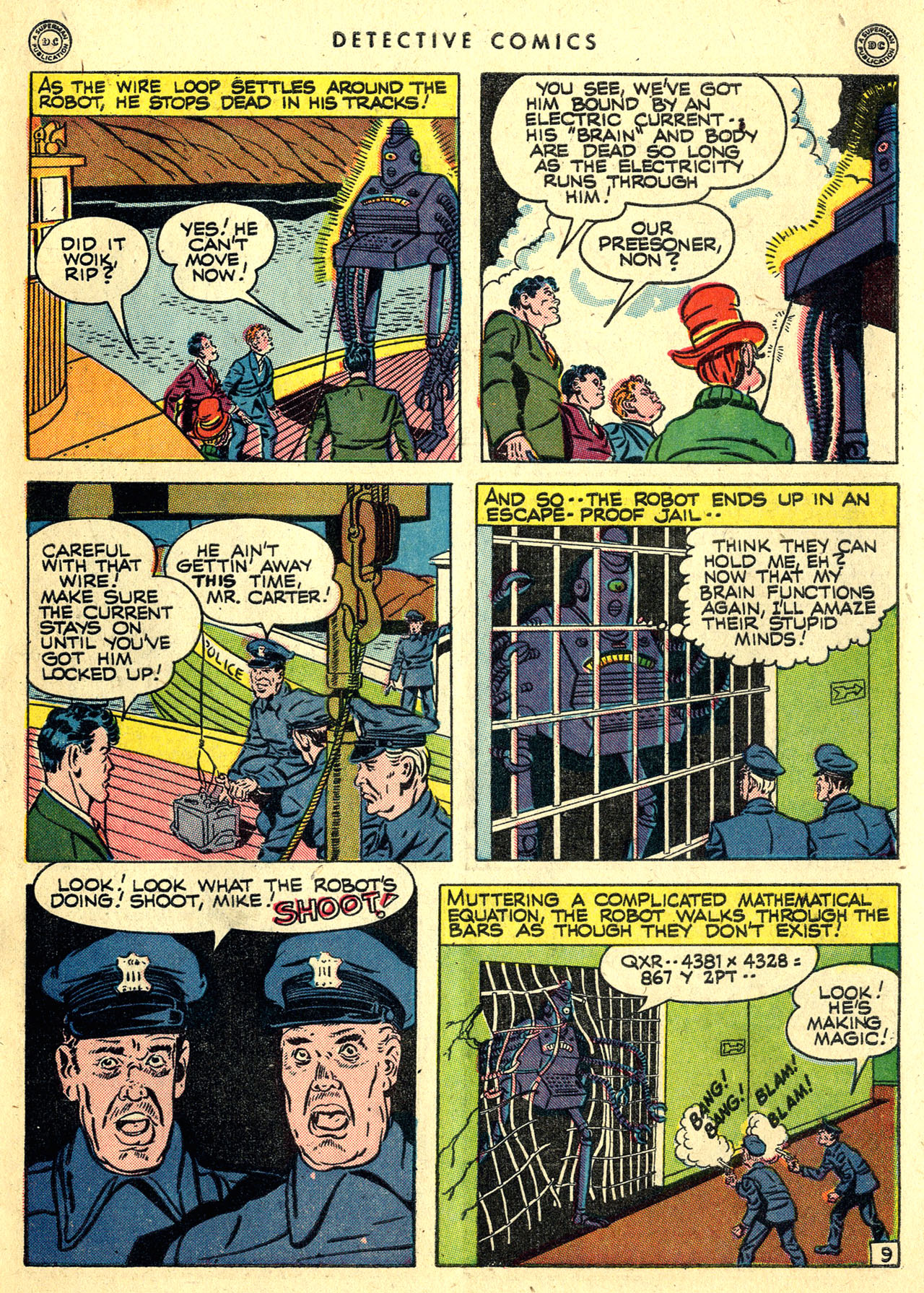 Read online Detective Comics (1937) comic -  Issue #119 - 45