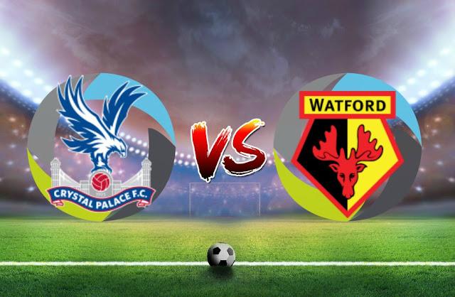Prediksi Crystal Palace vs Watford Rabu, 13 Desember 2017