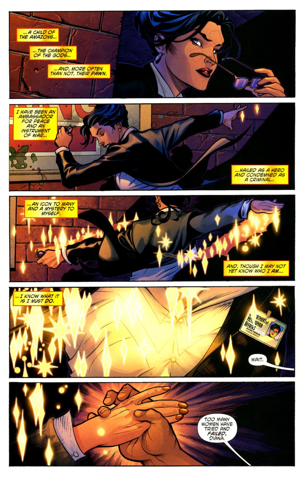 Read online Wonder Woman (2006) comic -  Issue #2 - 22