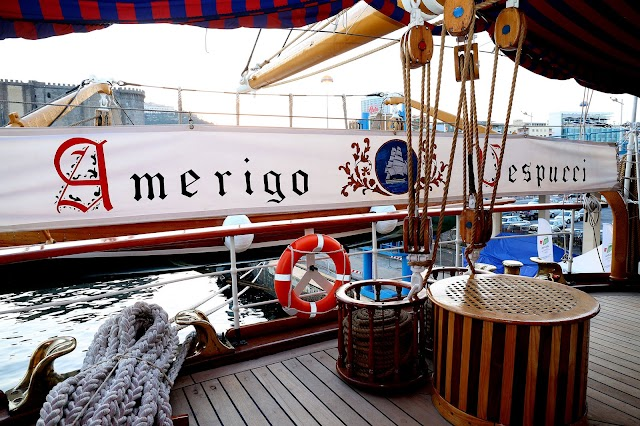 Naples Shipping Week, Marina Militare Italiana istituzione ospite