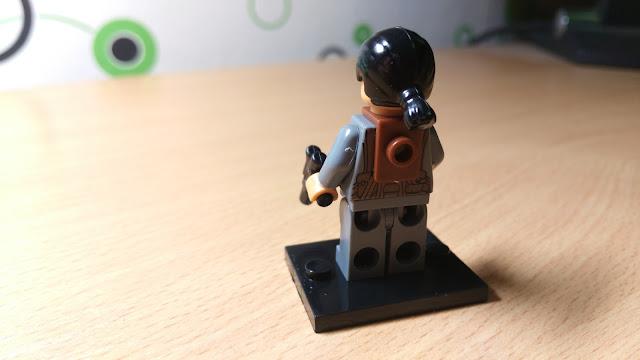 Бодхи Рук Изгой Один Звездный войны фигурка лего купить