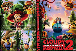 Cloudy with A Chance Of Meatballs 2 Hindi Dubbed Movie Watch Online/Download [720p] 1