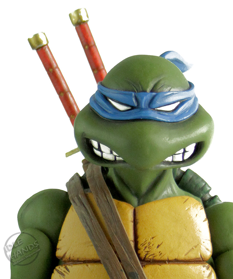 Leonardo ninja turtle face - photo#53