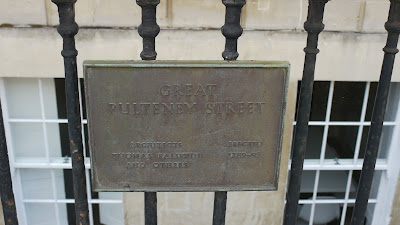 Great Pulteney Street in Bath