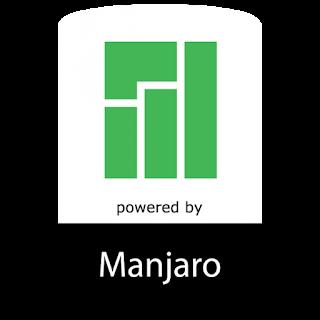 DriveMeca Manjaro logo