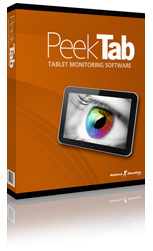 PeekTab Product Box