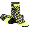 The Seasnug High-Cut Beach Sports Socks: A Perfect Fit for Everything on the Sand; Water Sports, Snorkeling, and Diving (Dots, Large)