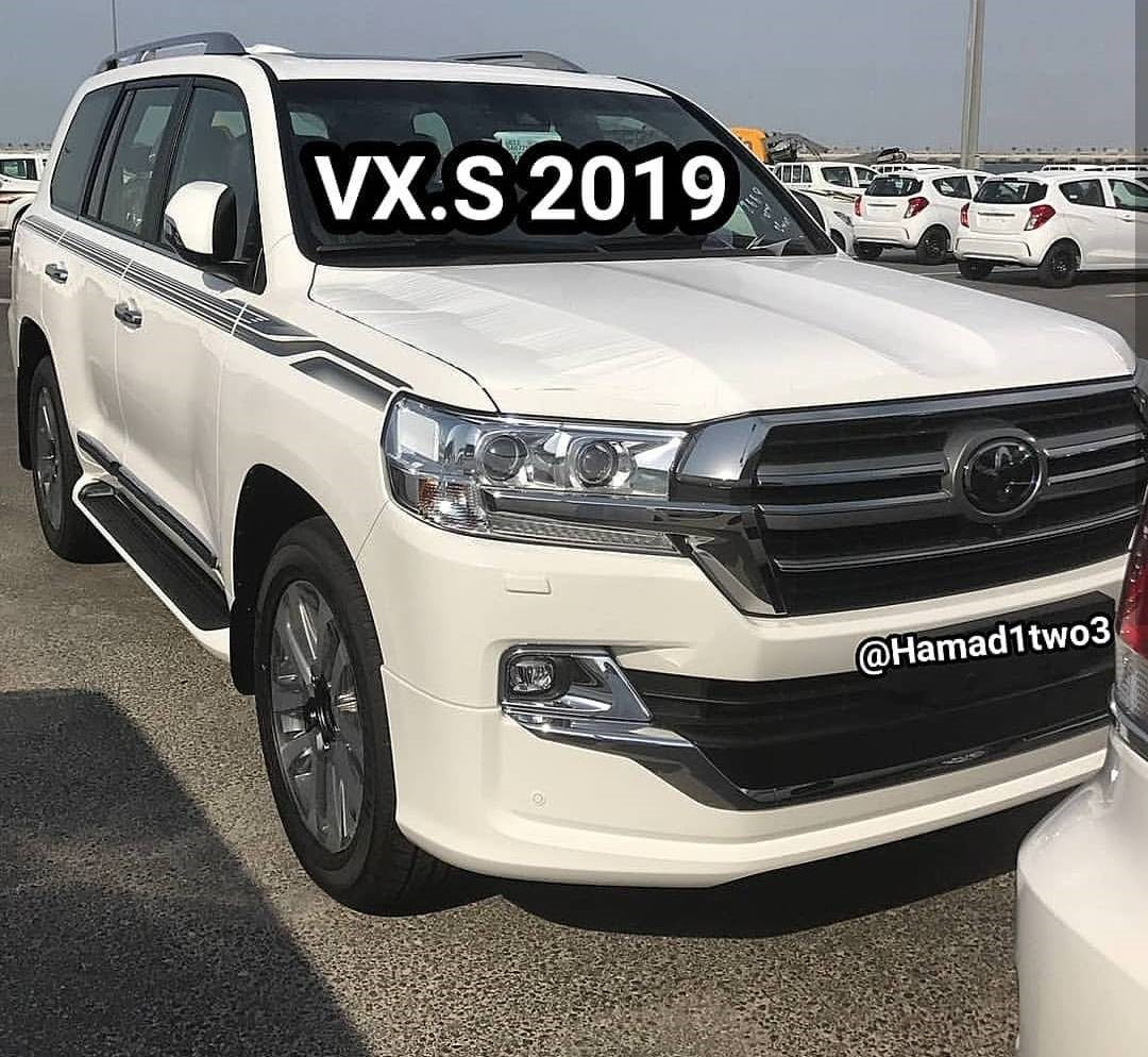 2019 Toyota Land Cruiser And Lexus Lx 570 Black Edition S Ms Blog