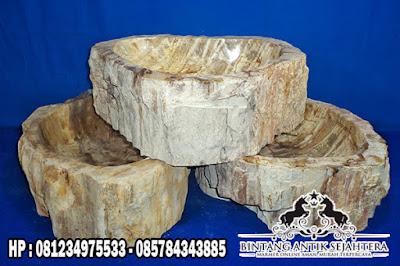 Wastafel Batu Alam