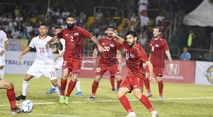 بهدف وحيد سوريا تتغلب على منتخب الفلبين في تصفيات آسيا المؤهلة لكأس العالم 2022