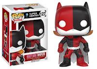 Funko Pop! Harley Quinn Batgirl Impopstor