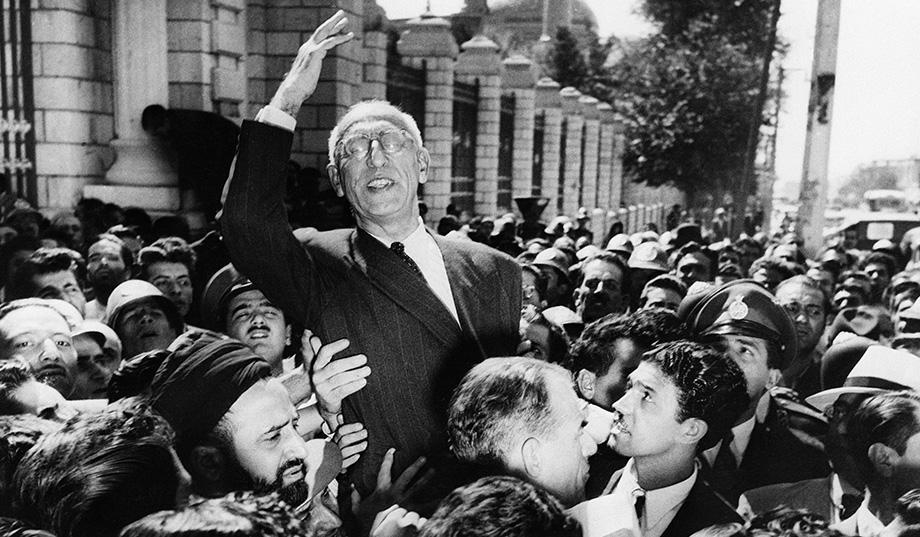 Resultado de imagem para governo de Mossadegh - Irã