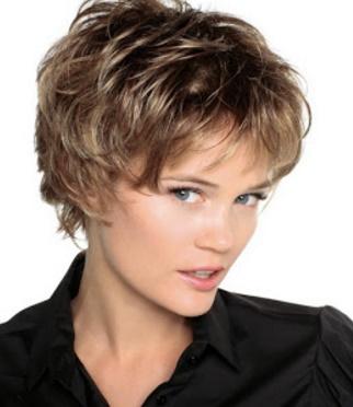 La moda en tu cabello cortes de pelo corto degrafilado para mujer 2016 - Coupe boule femme 50 ans ...