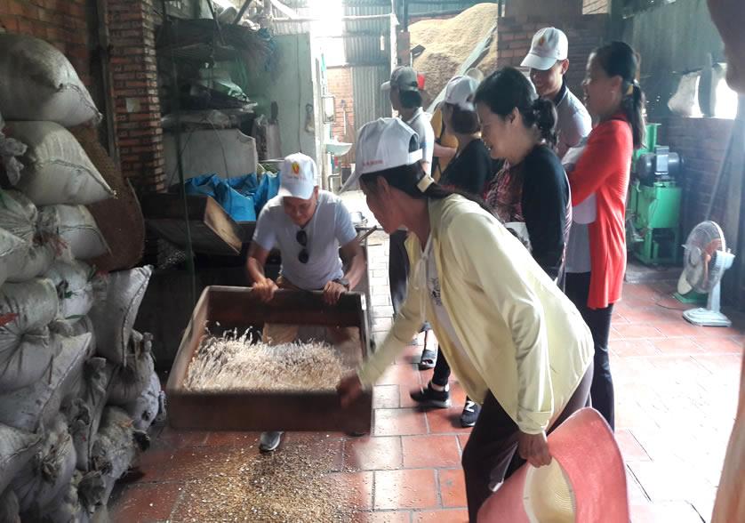 làng nghề truyền thống tour cà mau 4 ngày 3đêm