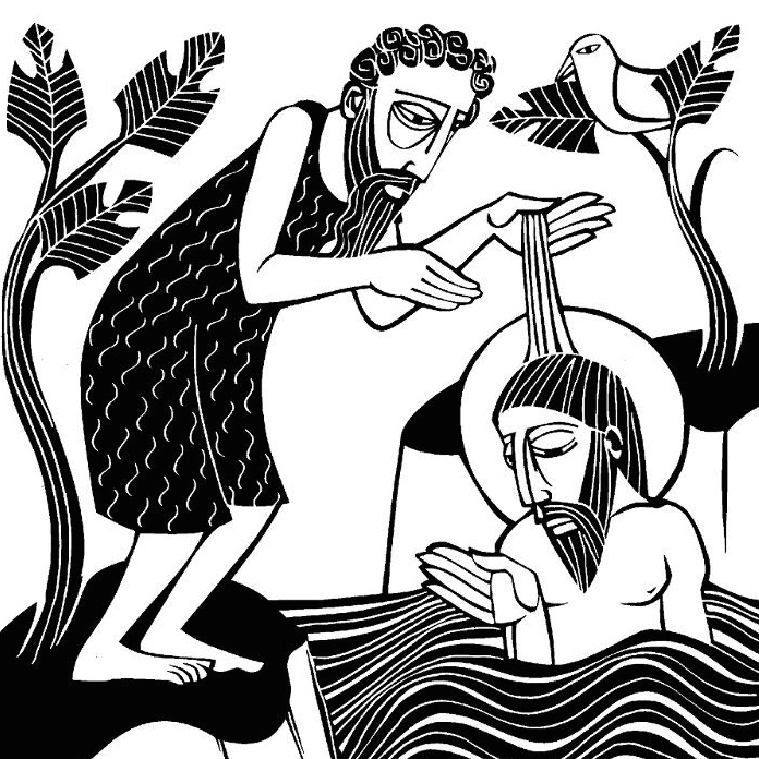 Another Anglican Blog: Homily for the Feast of the Baptism