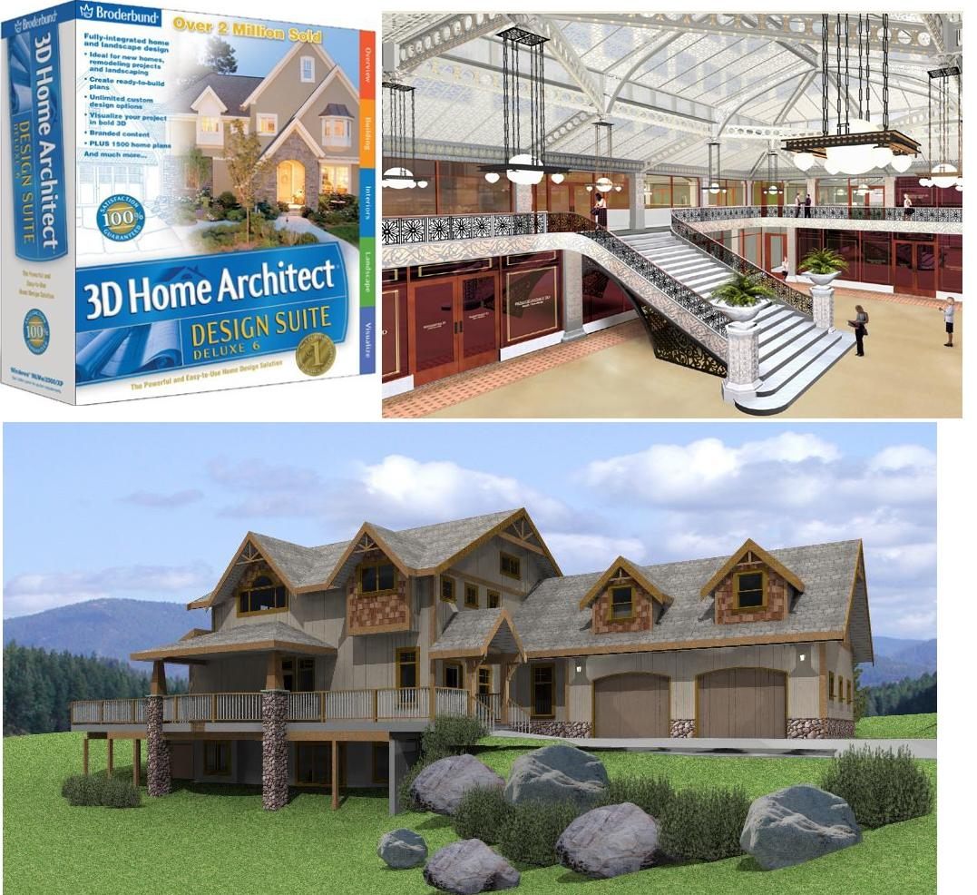 3d Architect Home Designer Pro Software: 3d Home Architect Software