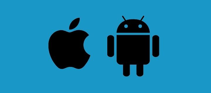 perbedaan signifikan antara android dan ios