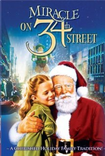 DVD cover for Miracle on 34th Street