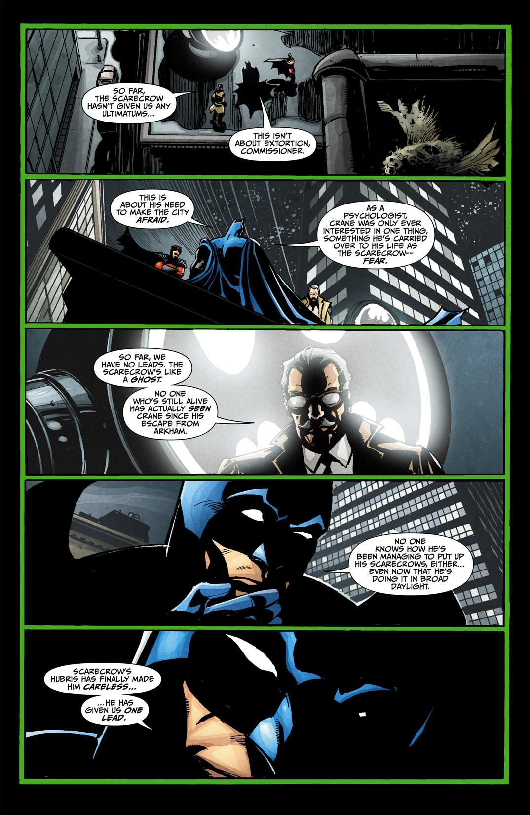 Detective Comics (1937) 836 Page 4