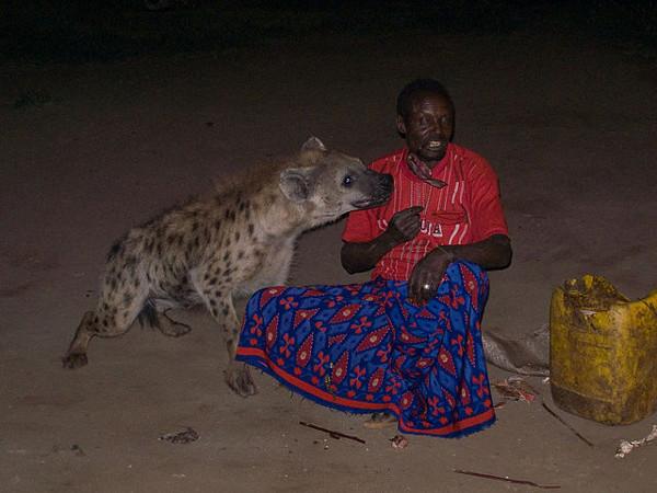 Manusia Hyena Dari Ethiopia