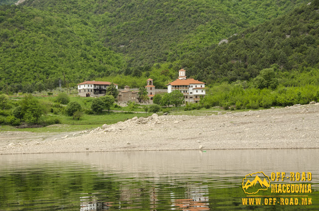 Polog Monastery - Tikvesh Lake, Macedonia