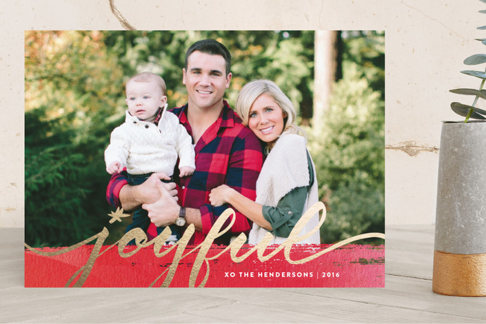 Minted Christmas Cards.5 Unique Holiday Cards Jesse Coulter