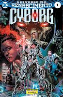 DC Renascimento: Cyborg #1