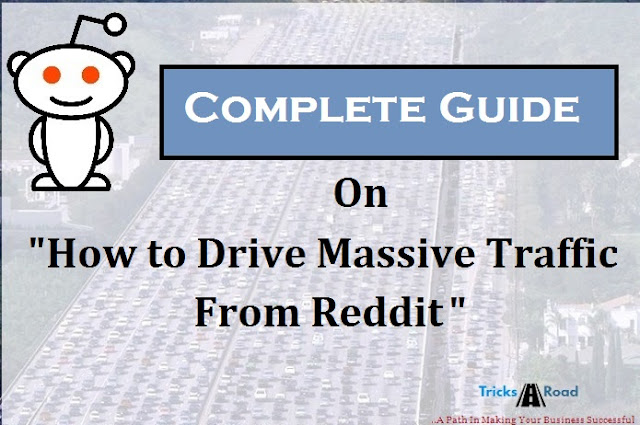 How to Use Reddit to Drive Massive Traffic
