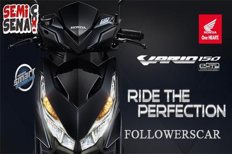 Angsuran Kredit Motor Honda Vario 150 eSP Terbaru