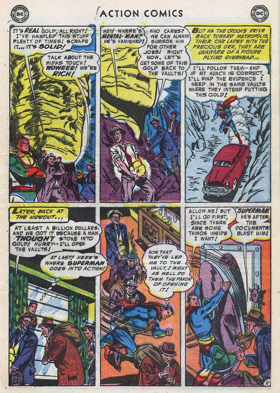 Read online Action Comics (1938) comic -  Issue #196 - 13