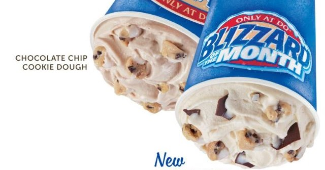 Dairy queen deals august 2018