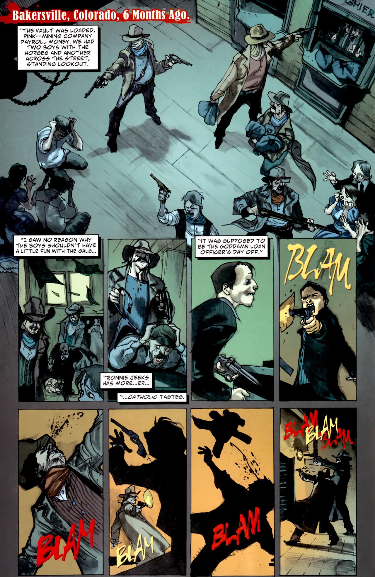 Read online American Vampire comic -  Issue #1 - 24