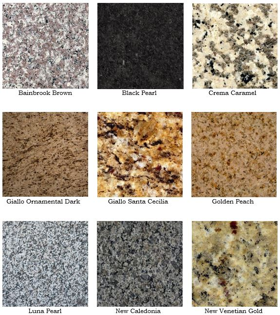 Today We Will Be Looking Out Standard Level One Granite Stones The Best Value For Your Dollar