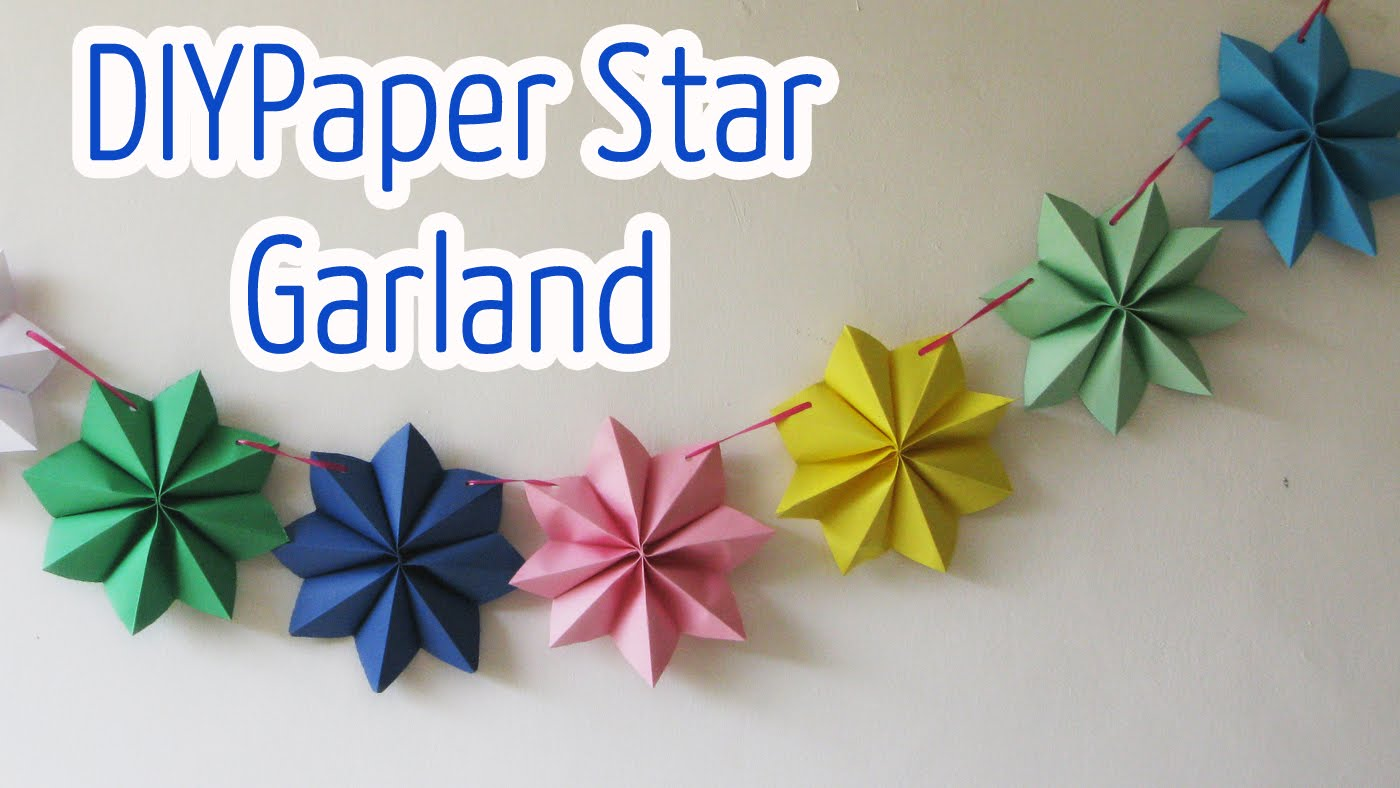 Paper decoration ideas crazzy craft download video jeuxipadfo Image collections