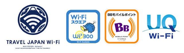 internet gratis di jepang