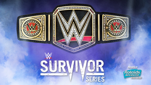 WWE Survivor Series 2015 results Roman Reigns defeats Seth Rollins