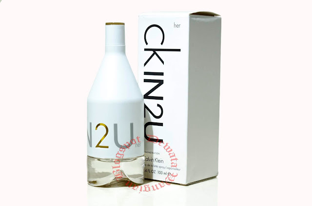 CK IN2U for Her Tester Perfume