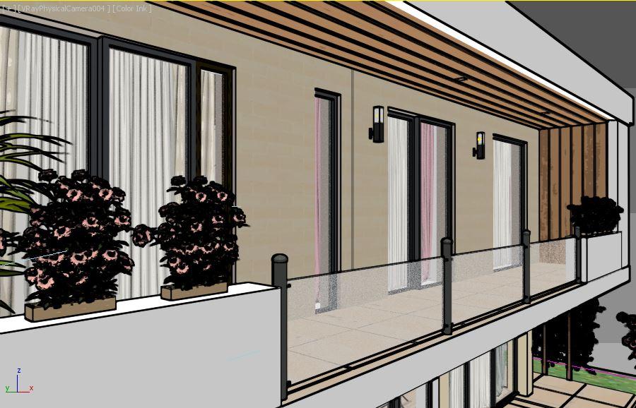 Proiecte de casa - cu etaj la cheie - Design interior - case - vile - Constanta