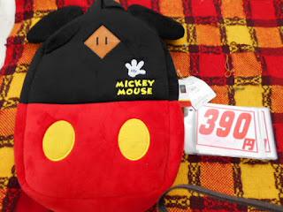 ミッキーマウス リュック