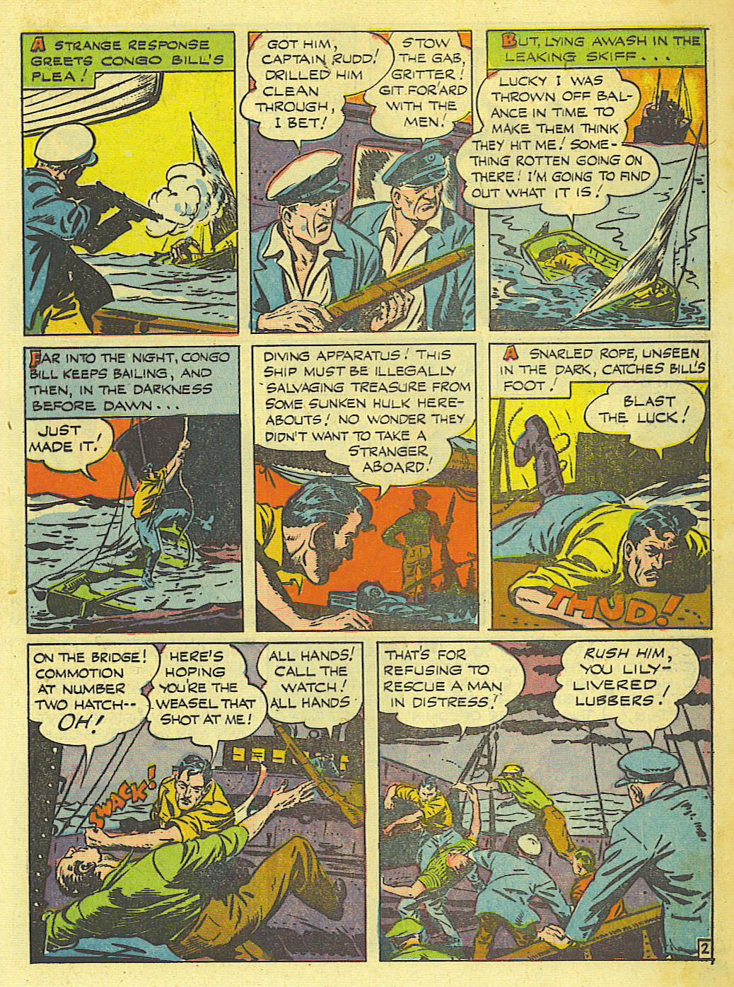 Read online Action Comics (1938) comic -  Issue #67 - 33