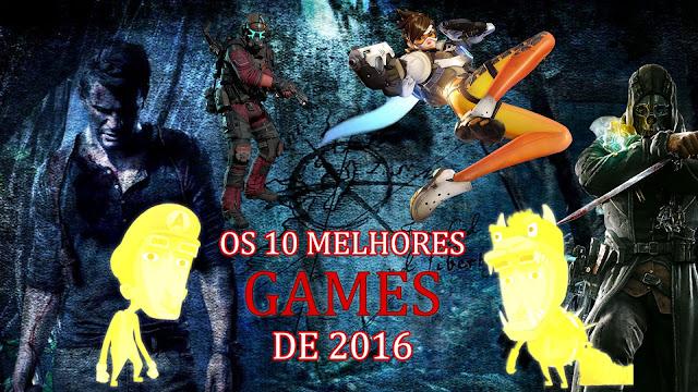 Melhores Games de 2016
