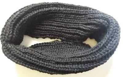 Gola de trico